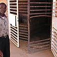 Tutsis Fled Inside