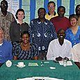 Our Rwanda Team